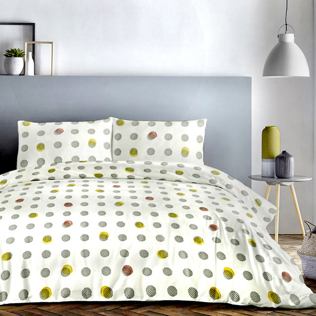 SPOTS Pop Modern Duvet Cover Set