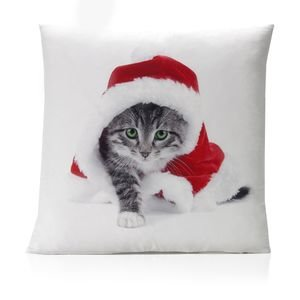 Christmas Edition Tapestry Unfilled Cushion Covers