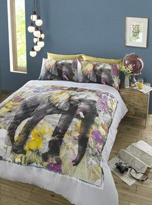 #Bedding ELEPHANT DREAM Duvet Cover Set