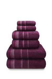 BERKLEY 100% Cotton 6-Piece Towel Bale Set
