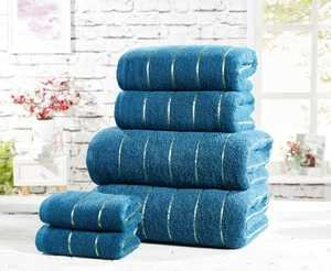 SANDRINGHAM 100% Cotton 6-Piece Towel Bale Set