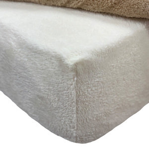 TEDDY FLEECE Supersoft Fluffy Warm Fitted Sheet