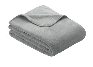 Ibena S.OLIVER Plain Wellsoft Throw/Blanket