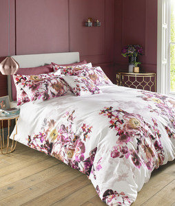 Lipsy London Designer Bedding ZAPARA Duvet Cover Set