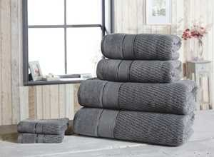 ROYAL VELVET 100% Sheared Cotton Towel Set