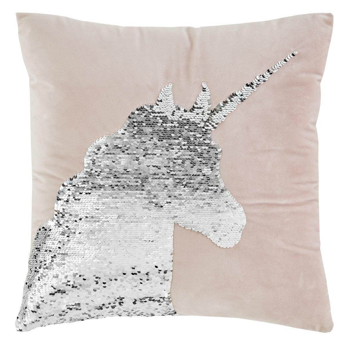 Catherine Lansfield Plain Raschel Velvet Large Throw Cushion Cover 5 Colours