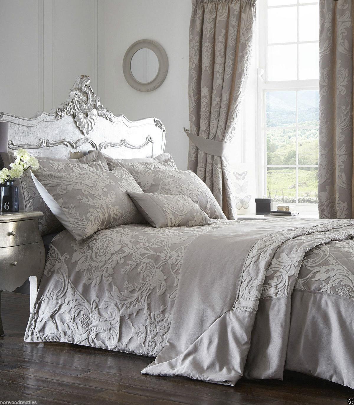 Buy Howard Traditional Jacquard Duvet Cover Set Bedding Range Online Norwood Textiles
